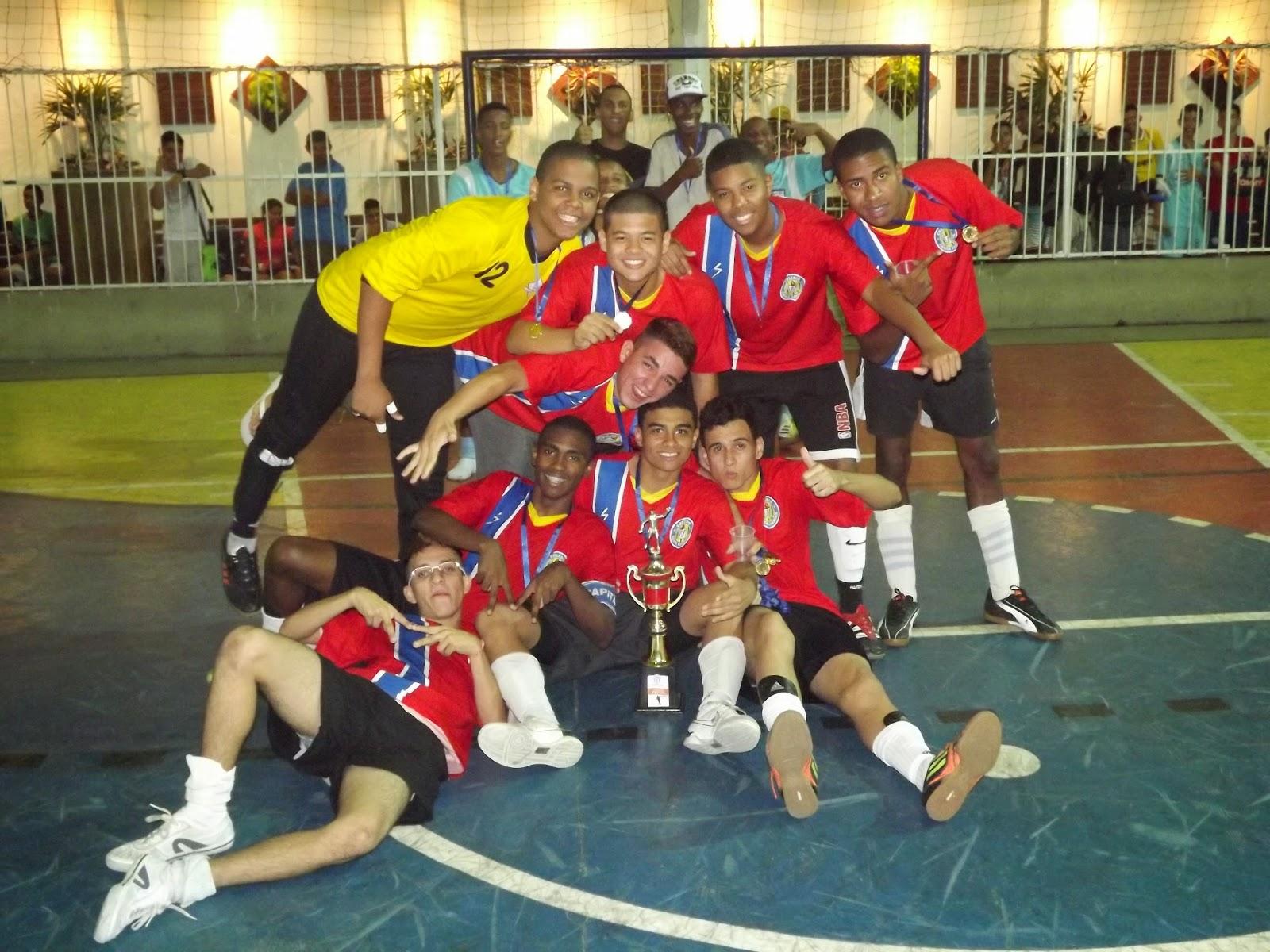 25e8dd01f4a9b Liga Gonçalense de Desportos divulga calendário de futsal da temporada