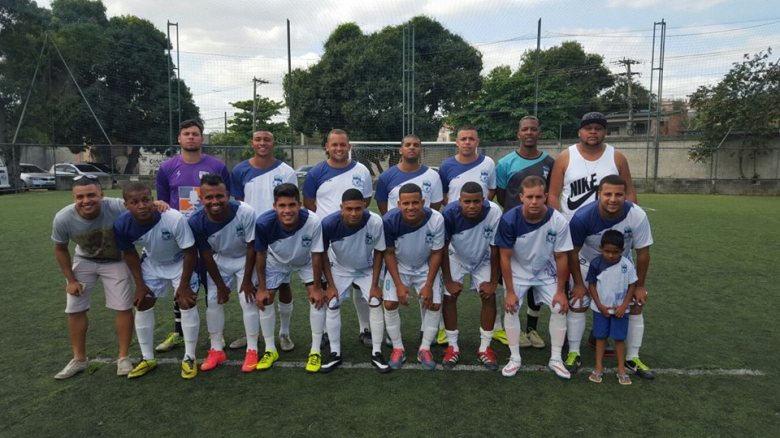 Time do Ousadia aplicou a maior goleada da rodada do fim de semana da Série Bronze. Foto: Divulgação.