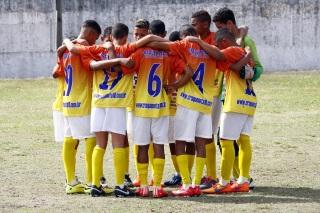 Craque Nota 10: estreia na Copa Light Sub-13. Foto: Gabriel Farias.
