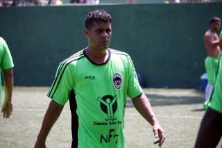 Taylon quer o NF7 jogando com mais inteligência no domingo. Foto: Gabriel Farias.