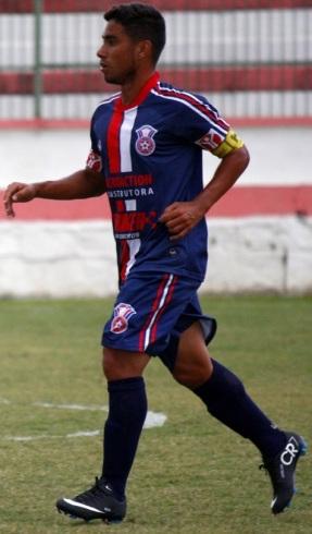 Dyeguinho não se surpreende com bom desempenho. Foto: Gabriel Farias.