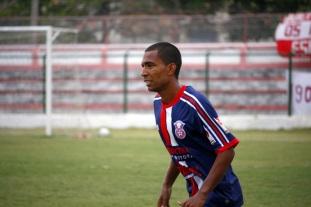 João é o artilheiro tricolor na Copa Rio, com quatro gols. Foto: Gabriel Farias.