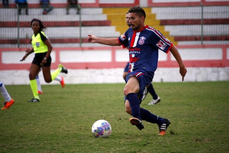 SÓ DÁ ELE! Sabão marcou seus três gols na Copa Rio no segundo tempo das partidas.