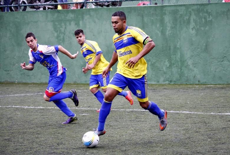 O Osórios alcançou a liderança do Grupo A pela primeira vez. Foto: Gabriel Farias.