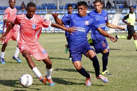 O SGEC segue perseguindo o Itaboraí na tabela do Grupo B. Foto: Futebol Gonçalense.