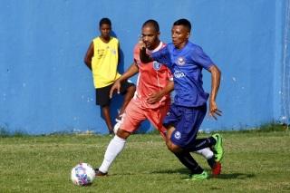 O Itaboraí levou a melhor em novo confronto diante do SGEC. Foto: Futebol Gonçalense.