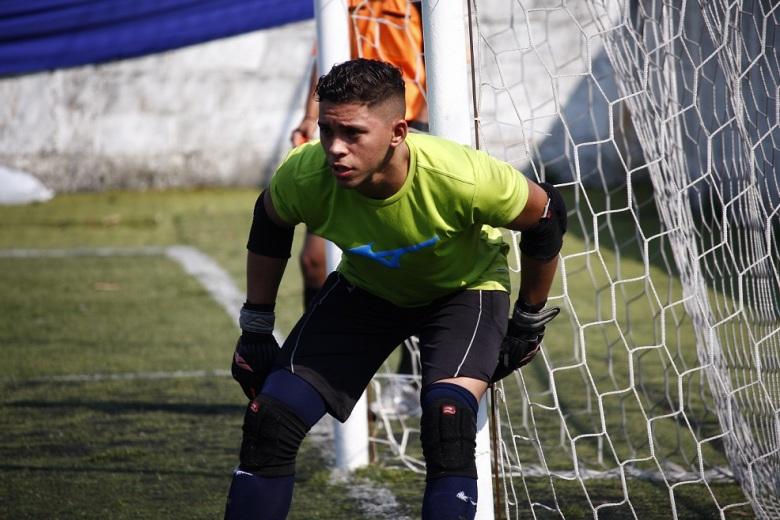 Márcio Bolt lamentou erros decisivos contra Quilmes e Pita. Foto: Gabriel Farias.