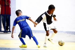 Copa da Amizade de Futsal vai chegando ao fim com muito sucesso. Foto: Gabriel Farias.