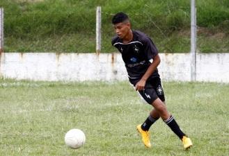 O Karanba segue em frente na Copa da Amizade Infantil. Foto: Gabriel Farias.