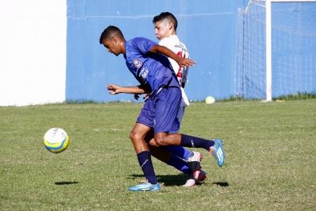 O Itaboraí tropeçou na Série C Sub-20. Foto: Gabriel Farias.