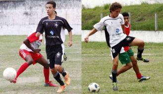 Karanba e Kaf estão na decisão. Fotos: Gabriel Farias.
