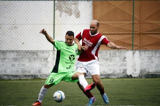 NF7 e Furacão estão garantidos nas oitavas de final. Foto: Futebol Gonçalense.