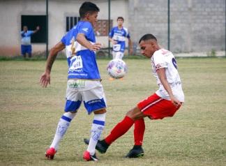 O Olaria humilhou o Gonçalense por 8 a 2. Foto: Futebol Gonçalense.
