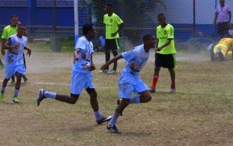 Sossego venceu com gol no fim. Foto: Gabriel Farias.