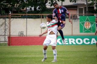 Anderson gostou da atuação contra a Portuguesa. Foto: Gabriel Farias.