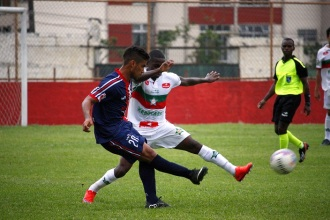 Dyeguinho fez gol de suma importância para o Gonçalense. Foto: Gabriel Farias.