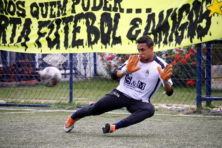 Jefferson defendeu duas cobranças de shoot-out e teve papel decisivo na conquista da Super Copa.