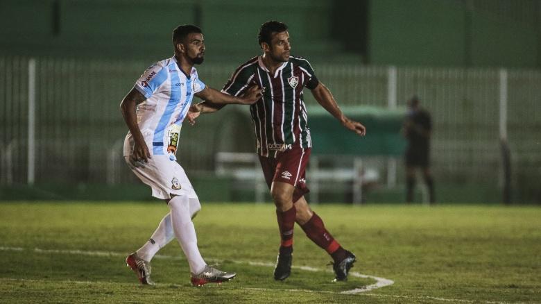 Fluminense x Macaé - 02/07/2020